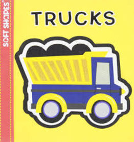 Melissa & Doug Soft Shapes - Trucks