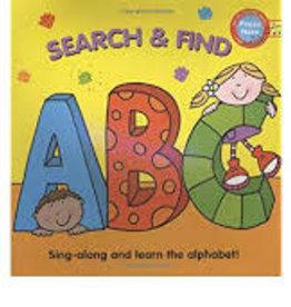 DK Children Search & Find ABC book