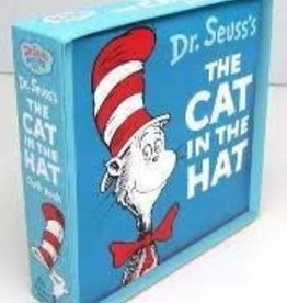 RH Childrens Books Dr. Seuss The Cat In the Hat Cloth Book