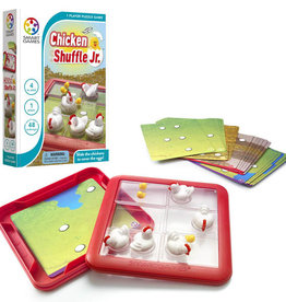 Smart Games Chicken Shuffle Jr Puzzle Game