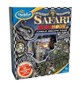 ThinkFun Rush Hour Safari