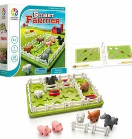 Smart Games Smart Farmer: One Player Puzzle Game