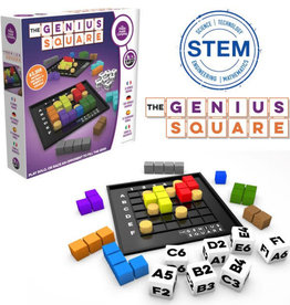 happy puzzle company The Genius Square