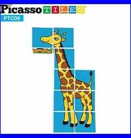 PicassoTile 9pc Magic Puzzle
