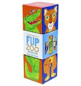 Crocodile Creek Flip Zoo Magnetic Puzzle/Rainforest Animals