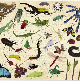 Crocodile Creek 100 pc 36 Animal Puzzle/Insects