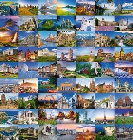 Ravensburger 3000 pc Beautiful Places of Europe