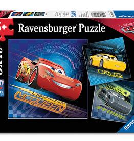 Ravensburger 49 pc each Cars 3 (3 puzzles)