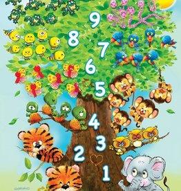 Springbok Counting Tree 36 pc