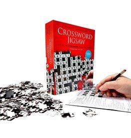 Babalu 550 pc Crossword Jigsaw Puzzle