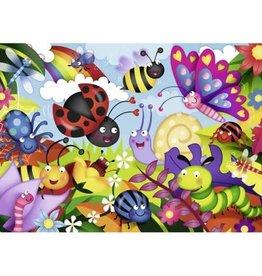 Ravensburger 24 pc Cute Bugs floor puzzle