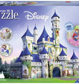 Ravensburger 3D Puzzle Disney Princess Castle (216 Piece)