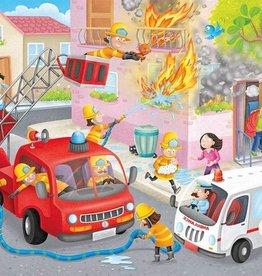 Ravensburger 60 pc Firefighter Rescue!