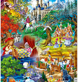 Larsen 33 pc Grimms Fairy Tales