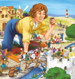 Art Puzzle Kids 100 pc Gulliver's Travels