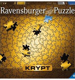 Ravensburger 631 pc Krypt - Gold