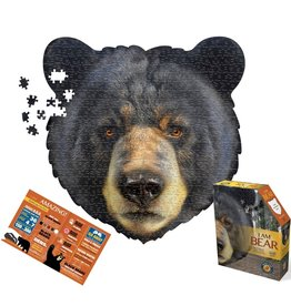 Madd Capp Puzzles 550 pc Madd Capp Puzzle - I AM Bear