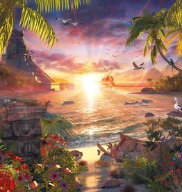 Ravensburger 18000 pc Paradise Sunset