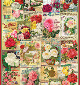 EuroGraphics 1000 pc Roses - Seed Catalogue