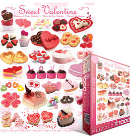 EuroGraphics 1000 pc Sweet Valentine