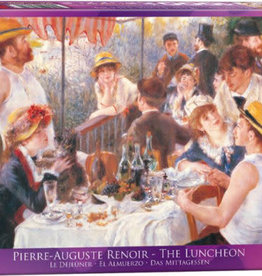 EuroGraphics The Luncheon by Renoir 1000 PC