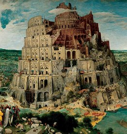 Ravensburger 5000 pc The Tower of Babel