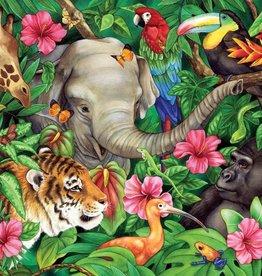 Ravensburger 60 pc Tropical Friends