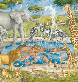 Ravensburger 24 pc Watering Hole Delight