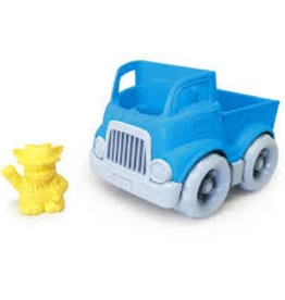 Green Toys Pickup Truck w/ Character
