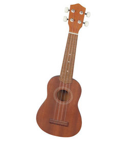 1st Note Wood Ukulele Soprano
