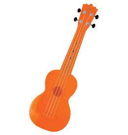 1st Note Plastic Soprano Ukulele Orange