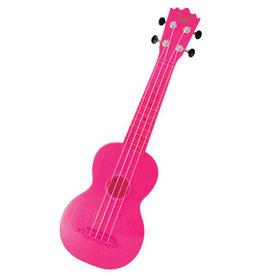 1st Note Plastic Soprano Ukulele Pink