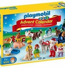 Playmobil 123 1.2.3 Advent Calendar - Christmas on the Farm
