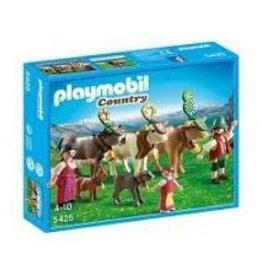 Playmobil Alpine Festival Procession 5425
