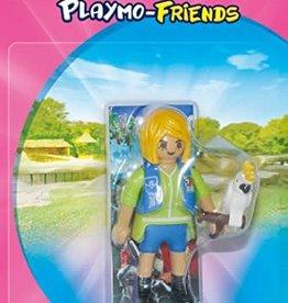 Playmobil Animal Trainer with Cockatoo 6830