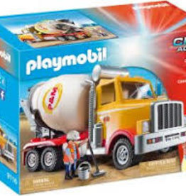 Playmobil Cement Truck 9116