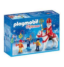 Playmobil Christmas Parade