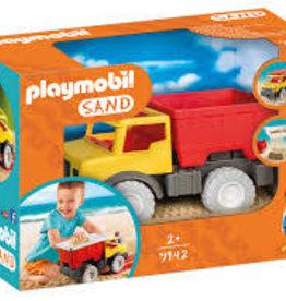 Playmobil 123 Dump Truck Sand 9142