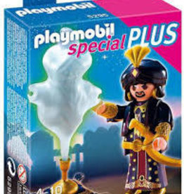 Playmobil Magician with Genie Lamp 5295