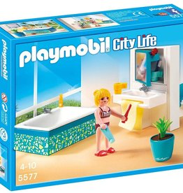 Playmobil Modern Bathroom 5577