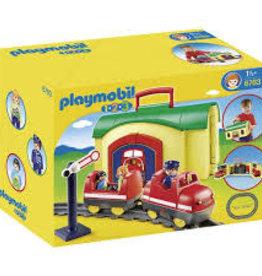 Playmobil 123 Take Along Train 6783