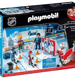 Playmobil NHL  Advent Calendar - Road to the Stanley Cup 9294