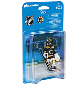 Playmobil NHL Boston Bruins Goalie 5072