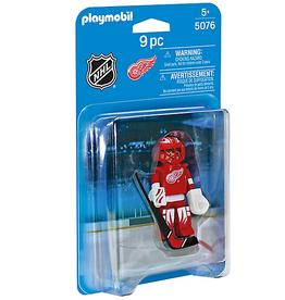 Playmobil NHL Detroit Red Wings Goalie 5076