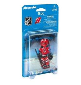 Playmobil NHL New Jersey Devils Goalie 9036