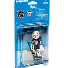 Playmobil NHL Pittsburgh Penguins Goalie 9028