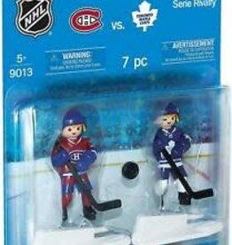 Playmobil NHL Rivalry Series - MTL vs TOR 9013