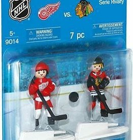 Playmobil NHL Rivalry Series- CHI vs DET 9014