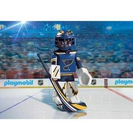 Playmobil NHL St. Louis Blues Goalie 9183