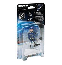 Playmobil NHL St. Louis Blues Player 9184